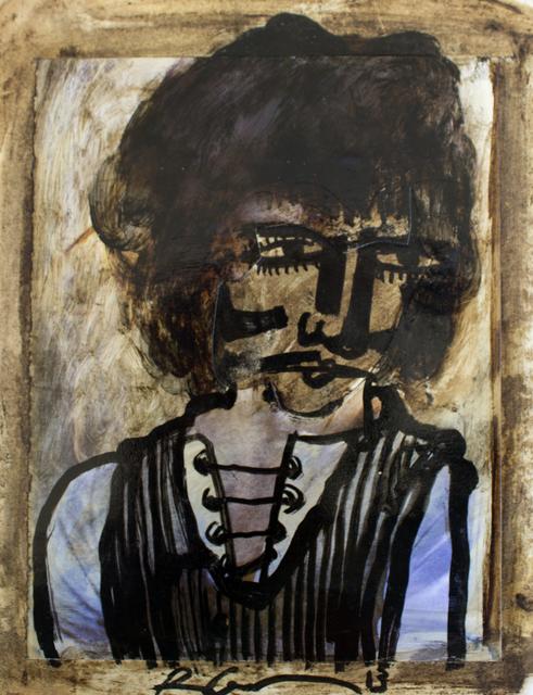 Ramazan Can, 'Kadın Önden Yürür I', 2013, Anna Laudel