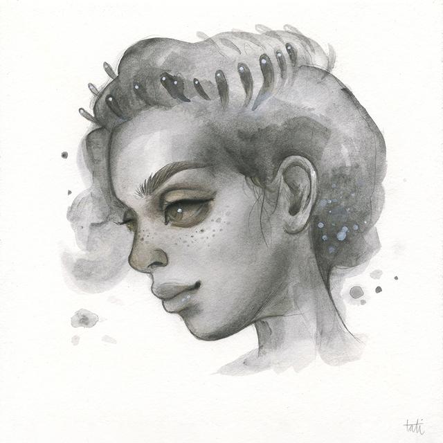 , 'Laila,' 2018, Spoke Art