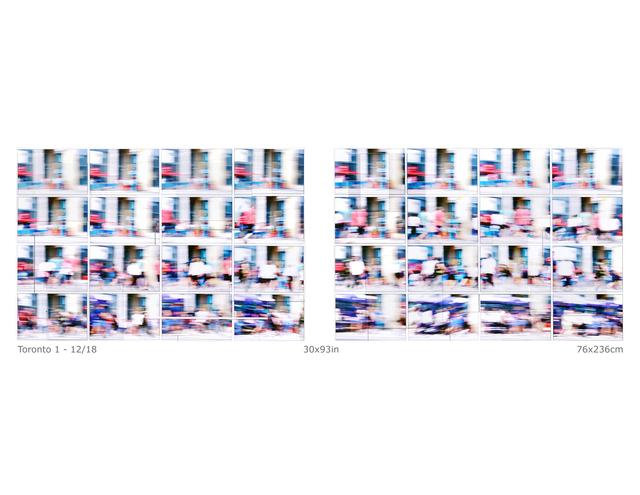 , 'Toronto 1,' 2018, Abbozzo Gallery