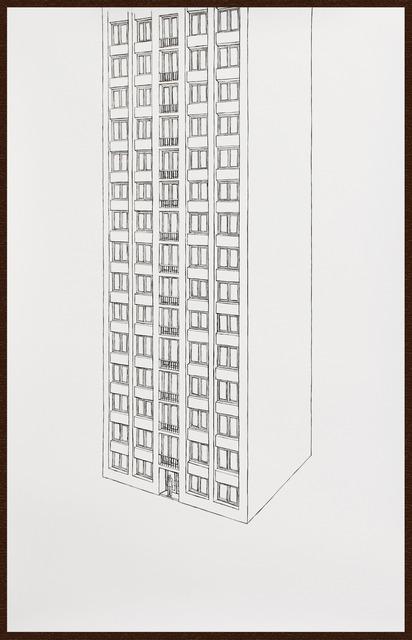 , 'Au seuil,' 2012, Riccardo Crespi