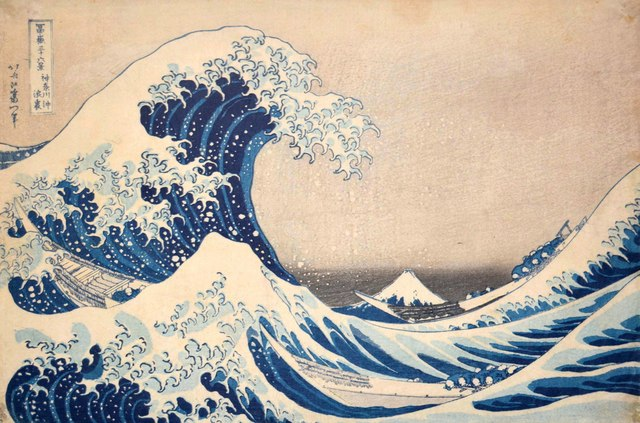 , 'The Great Wave off Kanagawa,' ca. 1829 -1833, Ronin Gallery