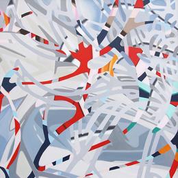 , 'Cosmic Lanes,' 2013, Octavia Art Gallery