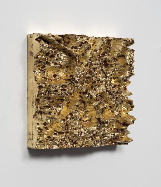 , 'Gold Brink,' 2015, Stux Gallery