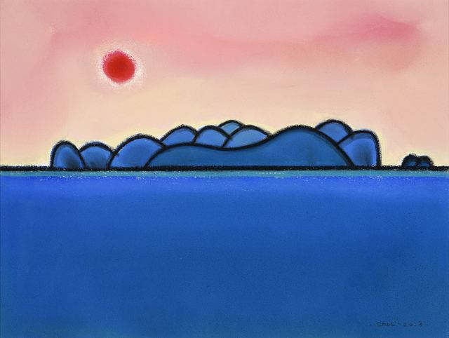 , 'The Sea,' 2018, Gana Art
