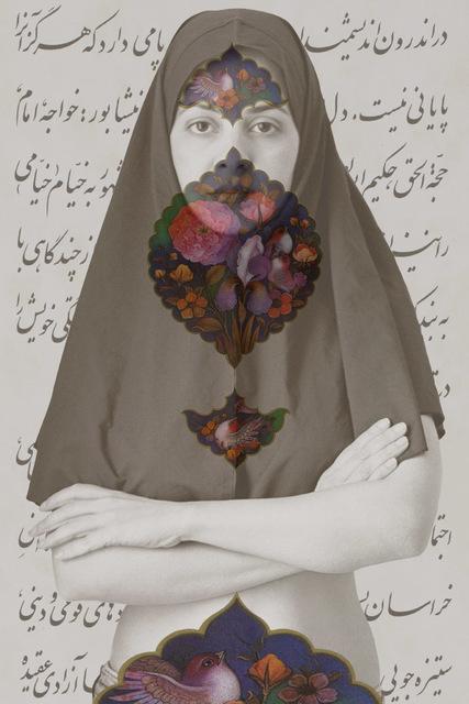 , 'Khayyâm,' 2015, 55Bellechasse