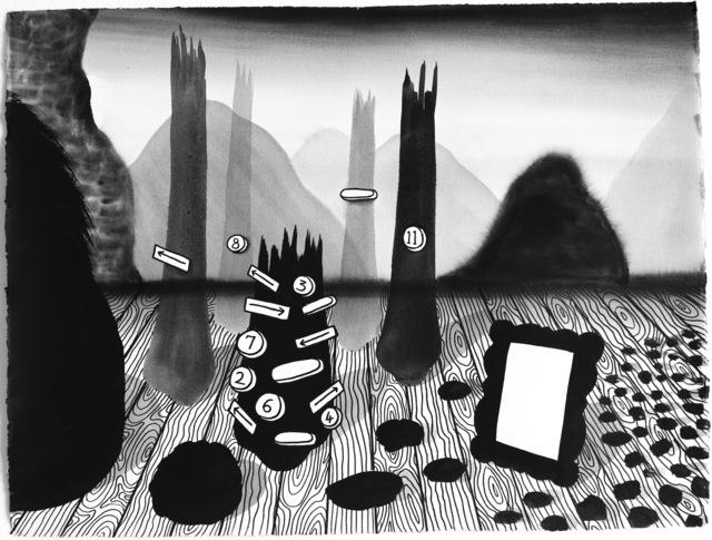 , 'Domestic Sublime 4,' 2010, Aindrea Contemporary