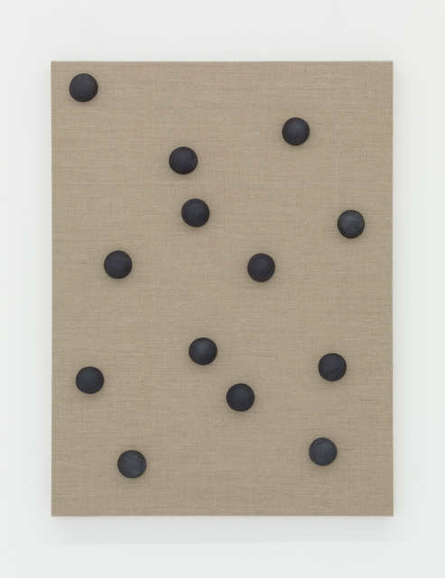 , 'Iron Oxide Scatter,' 2015, Nina Johnson