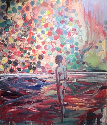 Carlos Quintana, 'Girl at Beach', 2019, Pan American Art Projects