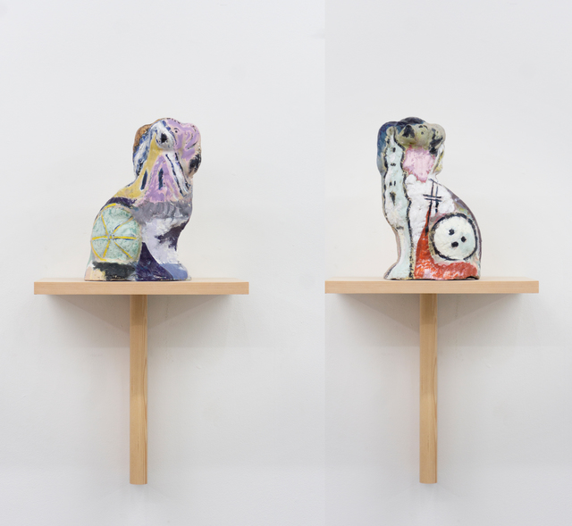 , 'Oswald & Ludwig 1,' 2019, V1 Gallery