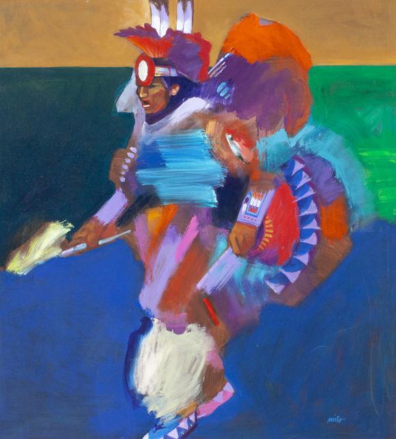 , 'War Dancer,' ca. 2018, Ventana Fine Art