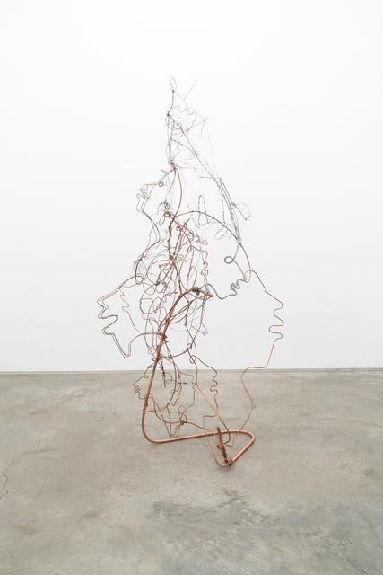 , 'Grounded by the Lightening Rod,' 2017, James Fuentes