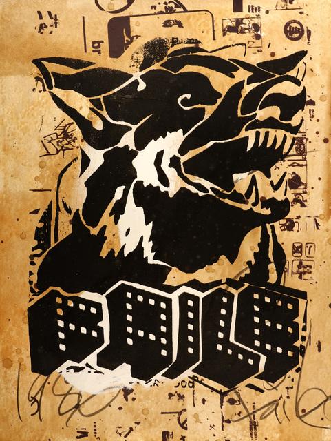 FAILE, 'Faile Dog V', 2007, Chiswick Auctions