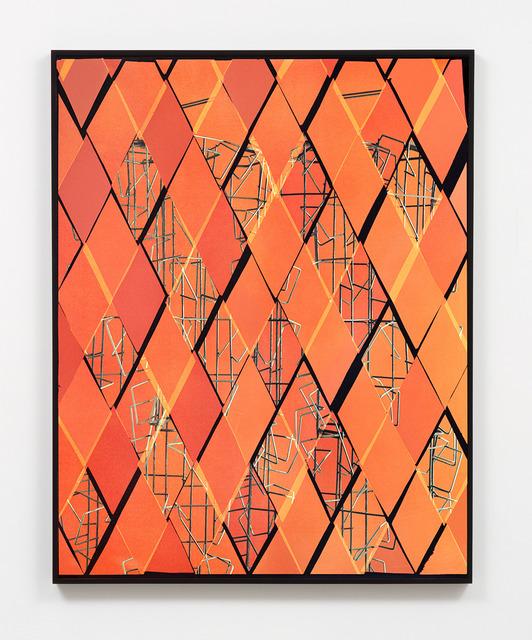 , 'Cardholder,' 2014, M+B