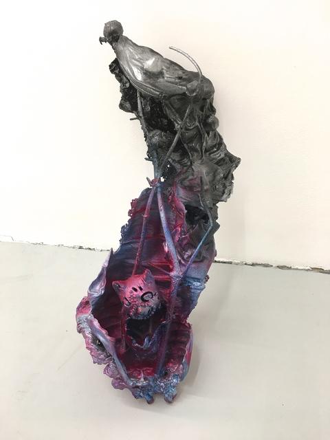 , 'Cat,' 2016, Galerie Kandlhofer