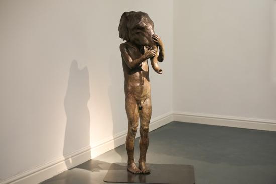 , 'Standing Elephant,' , Hugo Galerie