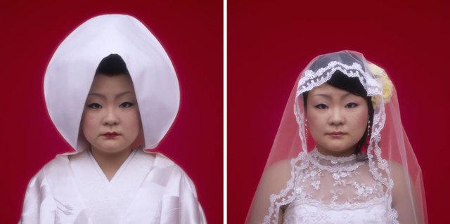 , 'Bride (9 + 8),' 2007, ROSEGALLERY