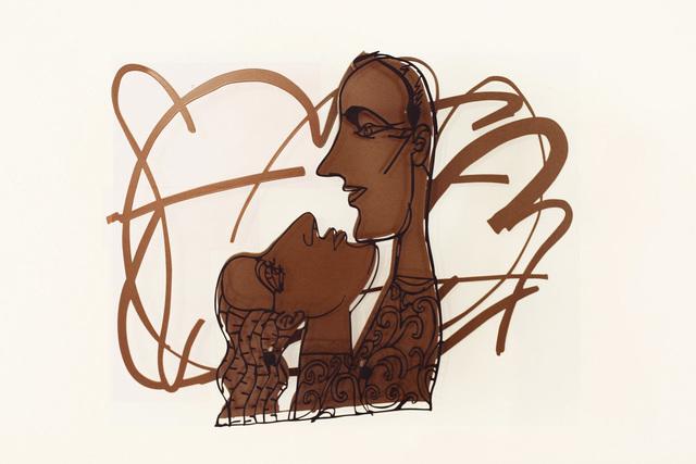 , 'Storm,' 2008, Galerie Duret