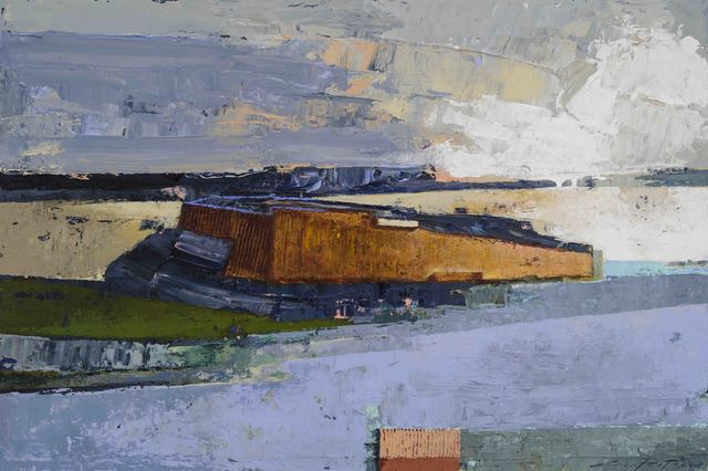 André Pitre, 'Encré', 2015, Thompson Landry Gallery