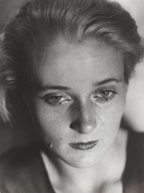 , 'Study for La Folle d'Itteville,' 1931, Jeu de Paume