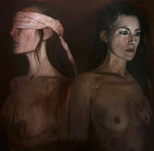 , 'Heather,' 2016, Zhou B Haus der Kunst