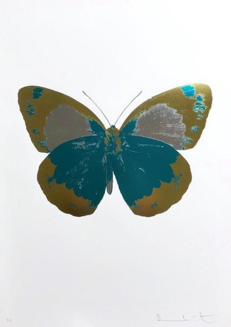 Damien Hirst, 'The Souls II - Turquoise Oriental Gold Silver Gloss ', 2010, Kunsthuis Amsterdam