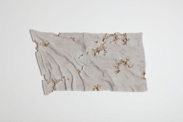 Daniel Arsham, 'Glacial Rock Eroded Flag', 2014, Perrotin