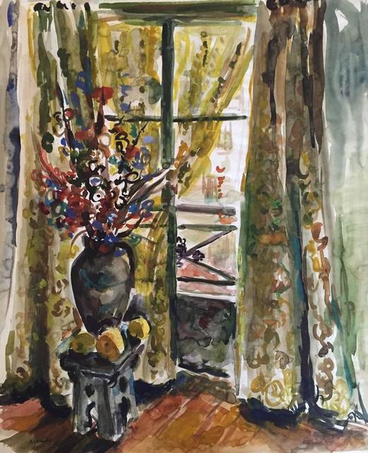 Katherine Librowicz, 'Interior Bouquet of Flowers', 20th Century, Lions Gallery