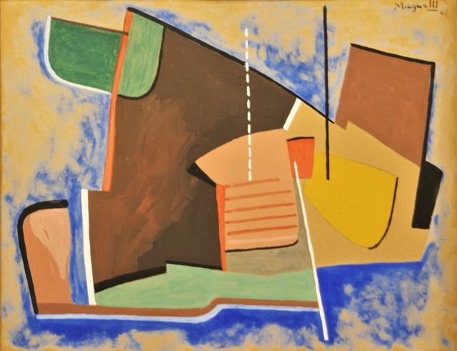 Alberto Magnelli, 'Untitled', 1941, Clarke Gallery