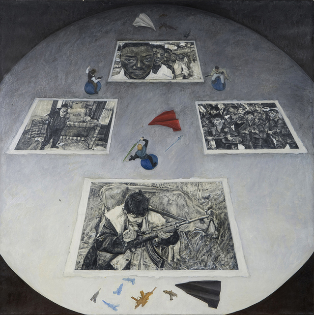 , 'War Games,' 1998, A.I.R. Gallery