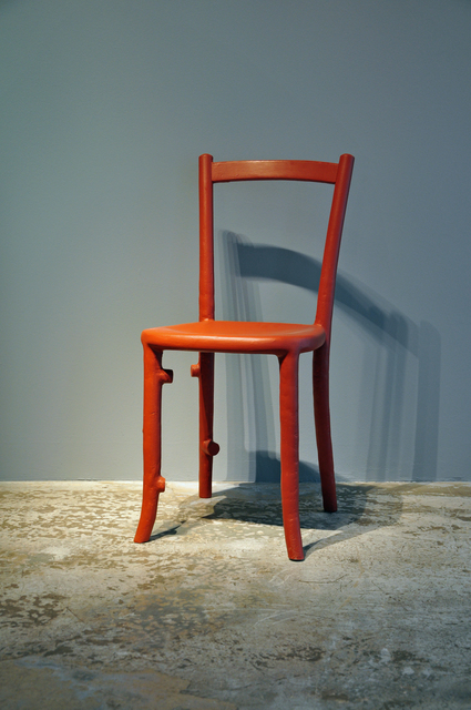 , 'Polyester Chair,' 2014, Rauminhalt