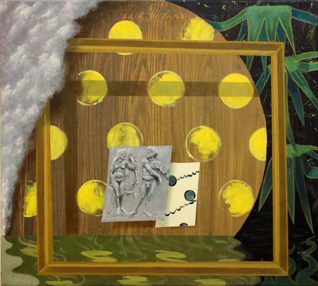 , 'Secret Presence,' 2017, Gudberg Nerger