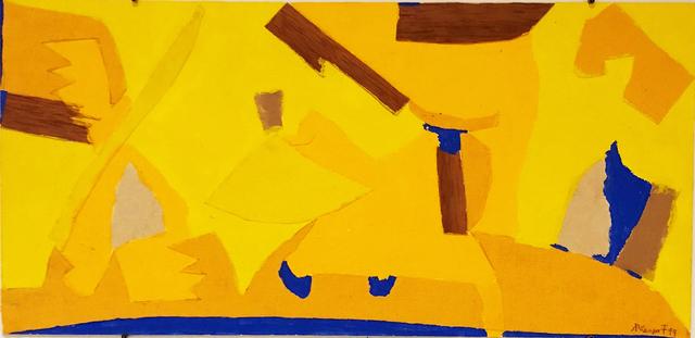 , 'Memorias del Morere,' 1999, ARTSOLAR