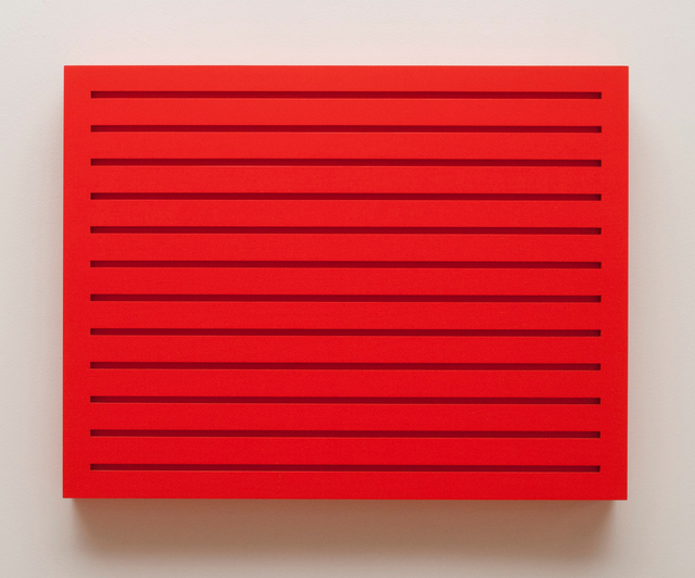 , 'Untitled (woodblock 4R),' 1989, Carolina Nitsch Contemporary Art