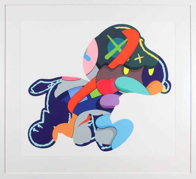 KAWS, 'Stay Steady', 2015, Gormleys Fine Art
