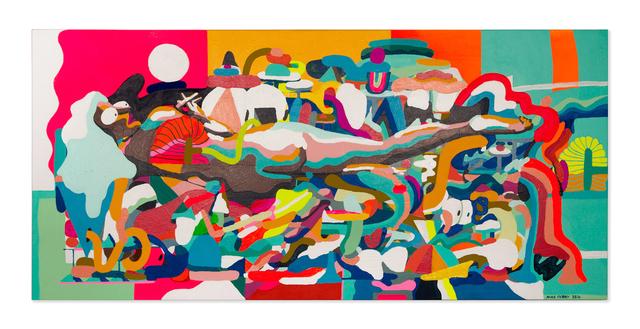 , 'Sleep and Comets,' 2016, Garis & Hahn