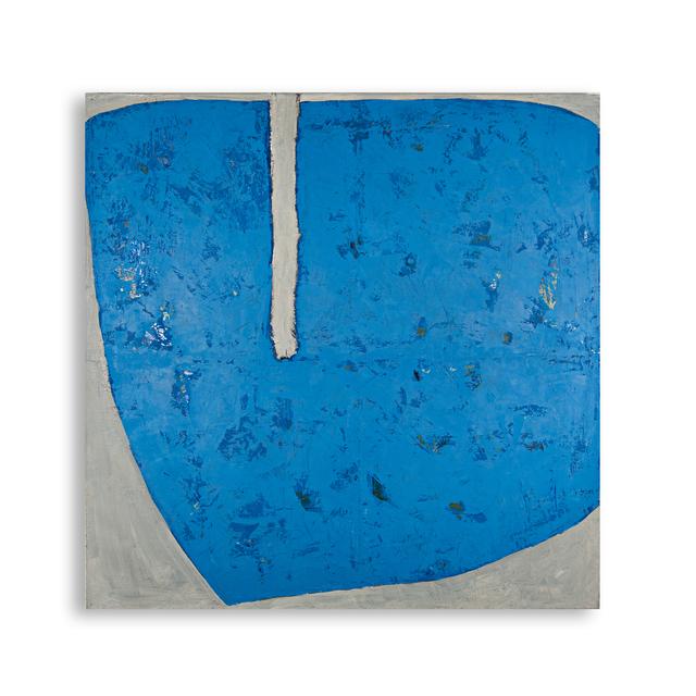 , 'COBALTO BLU I,' , Exhibit by Aberson