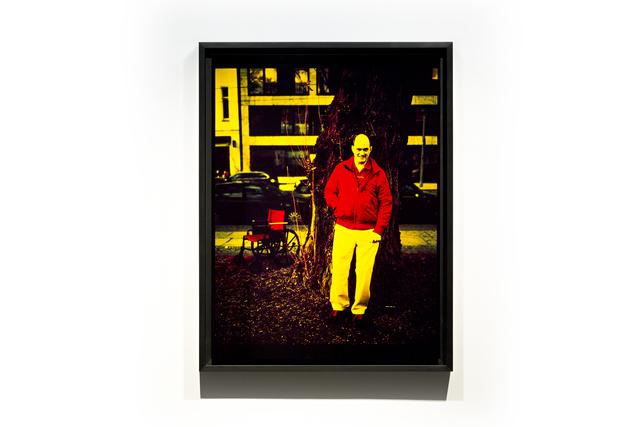 , 'William Binney (Berlin),' 2015, Nome