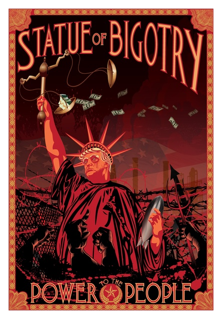 , 'Statue of Bigotry,' 2017, Addicted Art Gallery