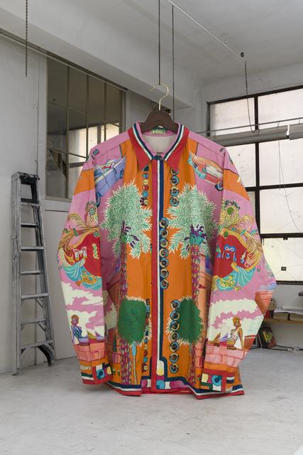 , 'Miami Versace Shirt,' 2019, Beers London