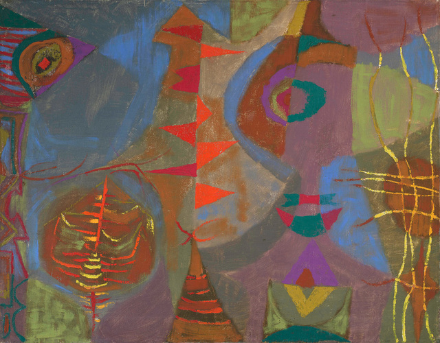Joseph Fiore, 'Abstract #5', 1949, Westbrook Modern