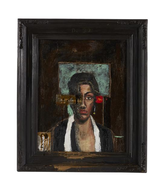 , 'H. McGuinnis,' 2017, ACA Galleries