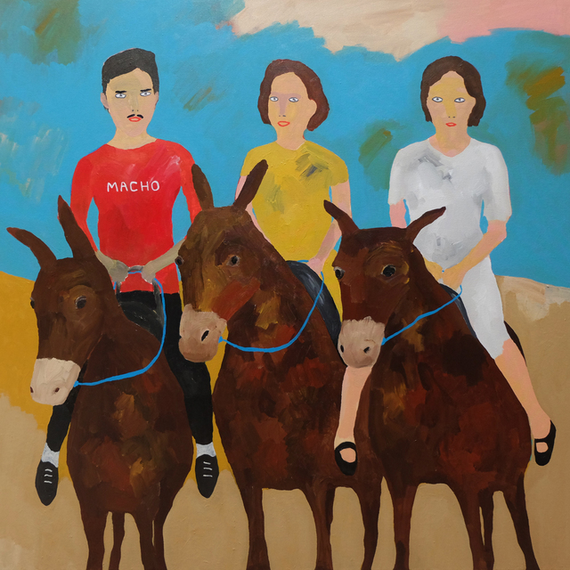 Alan Fears, 'The Riding Instructor', 2017, Fears and Kahn