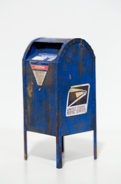 , 'Postal Box II,' 2016, Paradigm Gallery + Studio