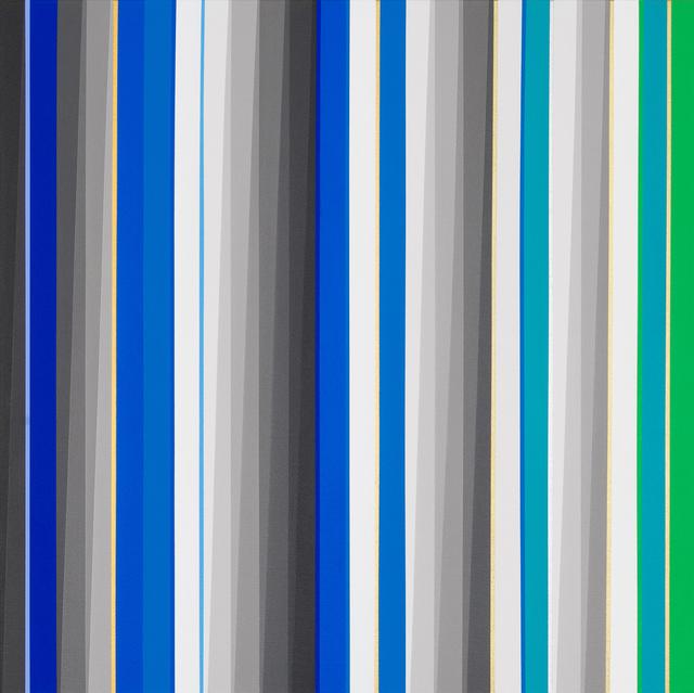 Gabriele Evertz, '(A-) Chromatic + BG', 2015, Minus Space