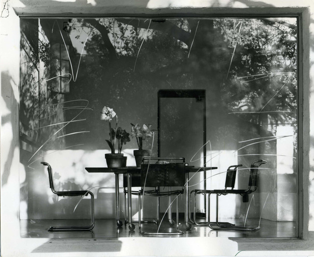 , 'Sandblasted Etched Glass Window,' 1974, Peter Freeman, Inc.