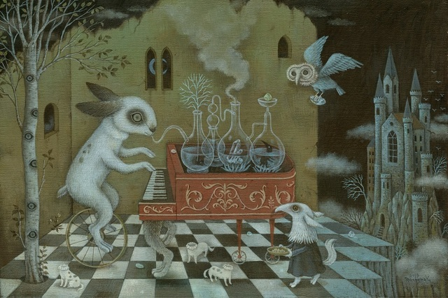 , 'The examination of Music Alchemy,' 2019, SEIZAN Gallery