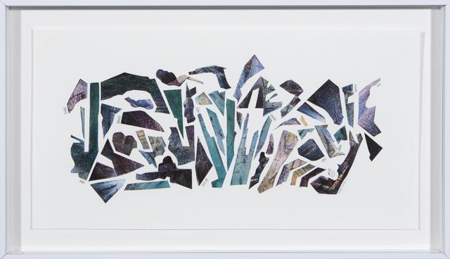 , 'LeForze Di Una Strade - Boccionni (Page 65),' 2017, Sulger Buel Gallery