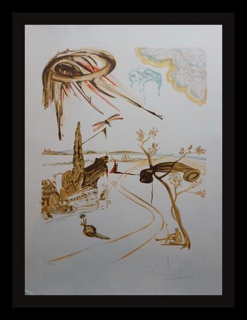 Salvador Dalí, 'Fantastic Voyage', 1965, Print, Lithograph, Fine Art Acquisitions