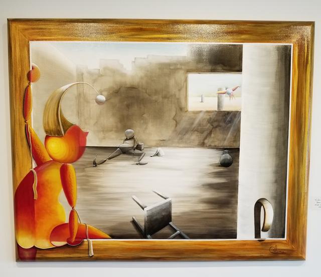 , 'Color Rescue,' 2007, DATG Concept