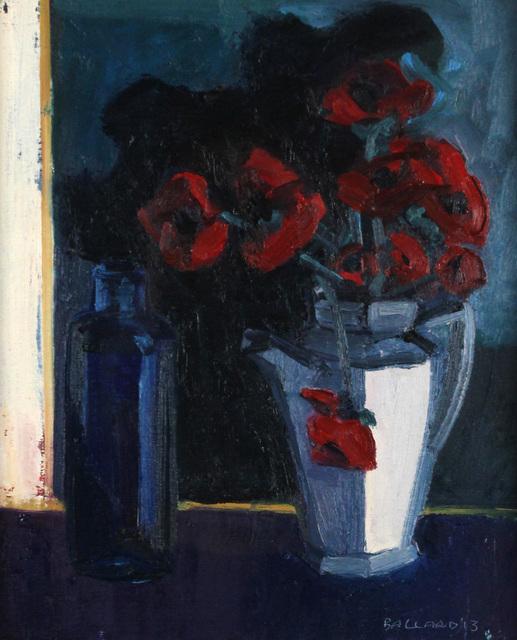 Brian Ballard, 'Poppies in Jug', 2018, Gormleys Fine Art